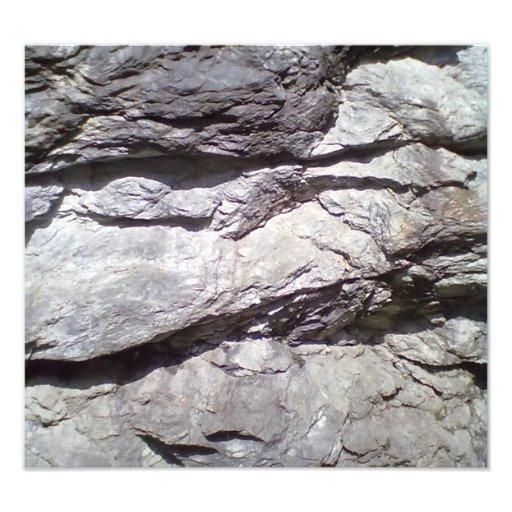 Rock & Stone Photo Print