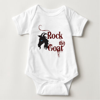 Rock the Goat Baby Bodysuit
