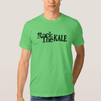Rock The Kale! T-Shirt Design