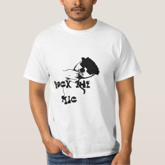 ROCK the MIC-tee T-Shirt