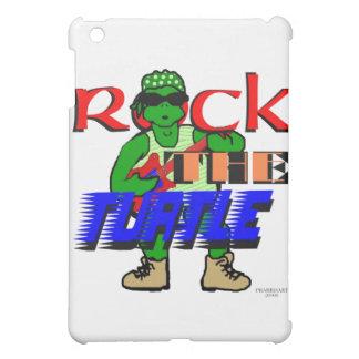Rock the Turtle iPad Case