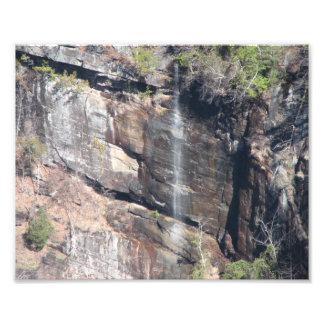 Rock Wall Photographic Print