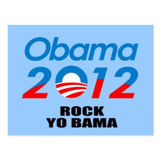 ROCK YO BAMA POSTCARDS
