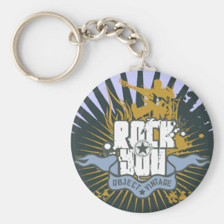 Rock You Tshirts and Gifts Key Chains