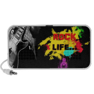 Rock Your Life Travelling Speakers