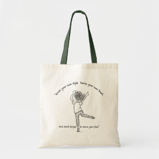 Rock Your Own Style Tote Budget Tote Bag