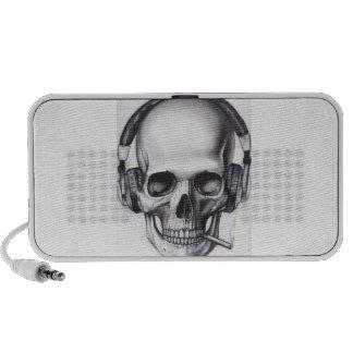 Rock your skull iPhone speakers
