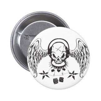 Rock your Style 6 Cm Round Badge