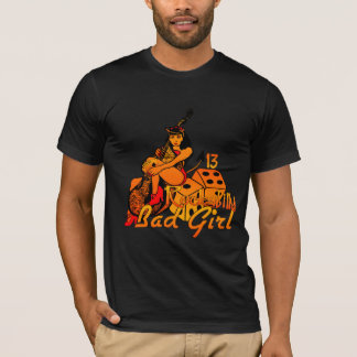 Rockabilly Bad Girl Shirt