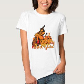 Rockabilly Bad Girl Shirt