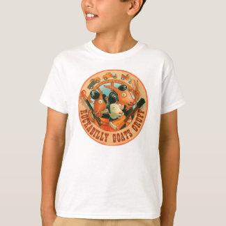 Rockabilly Goats Gruff - Logo T-Shirt