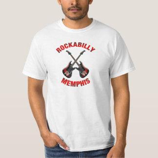 Rockabilly Music Memphis T-Shirt