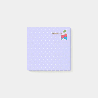 Rockabilly, Polka dot, Tattoo Cute Post-it Notes