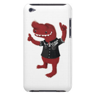 Rockabilly Red Monster Rebel iPod Touch Covers