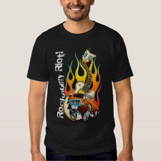 Rockabilly Riot! T-shirts