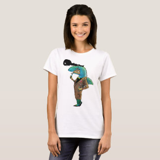 Rockabilly Shark T-Shirt