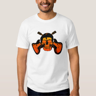 Rockabilly Skull Shirt