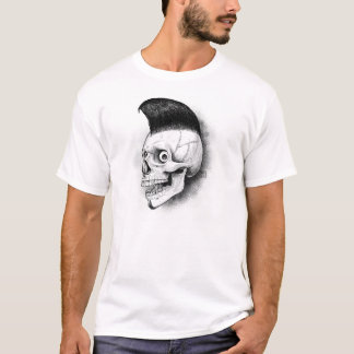 Rockabilly Skull T-Shirt