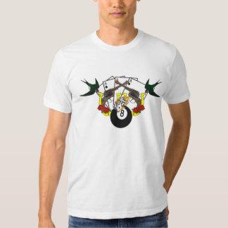Rockabilly Tattoo Tee Shirt