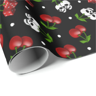 Rockabilly Wrapping Paper