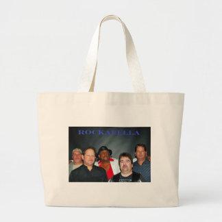 Rockafella Band pic 3,Jumbo Tote Jumbo Tote Bag