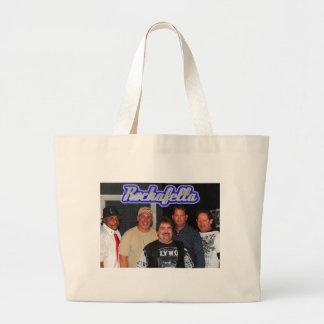 Rockafella Band Pic 4 Jumbo Tote Tote Bag