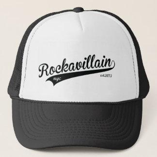 Rockavillain NYC Trucker Hat