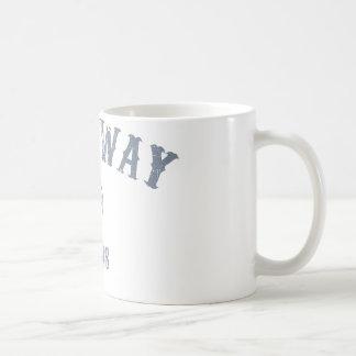 Rockaway Basic White Mug