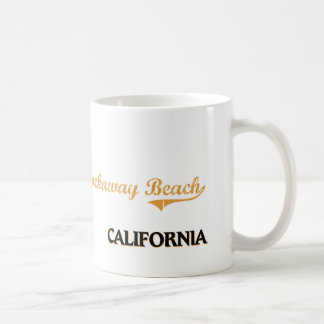 Rockaway Beach California Classic Mug