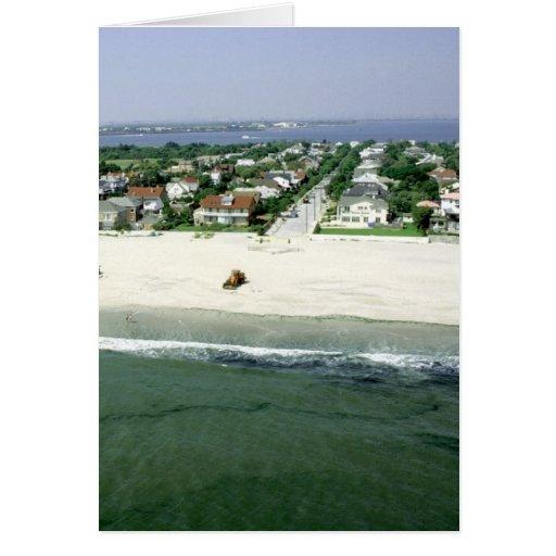 Rockaway Beach Greeting Cards