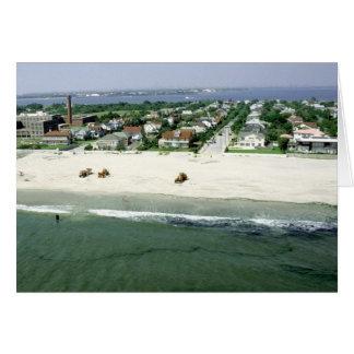 Rockaway Beach Greeting Card