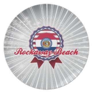 Rockaway Beach, MO Dinner Plate