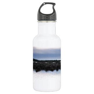 Rockaway Beach, OR - Photo by Gabriel Eng 532 Ml Water Bottle