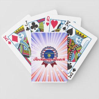 Rockaway Beach OR Poker Cards