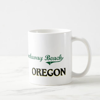 Rockaway Beach Oregon Classic Design Mug