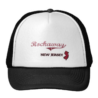 Rockaway New Jersey City Classic Mesh Hat