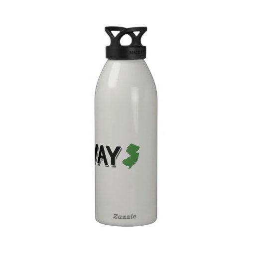 Rockaway, New Jersey Water Bottle