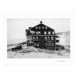 Rockaway, Oregon Lake Lytle Hotel Photograph Postcard