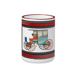Rockaway road coach ringer mug