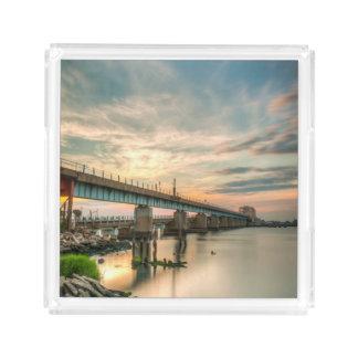 Rockaway Train Bridge