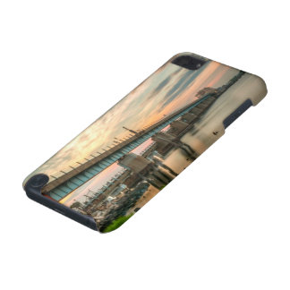 Rockaway Train Bridge iPod Touch (5th Generation) Covers