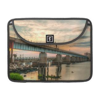 Rockaway Train Bridge Sleeve For MacBooks