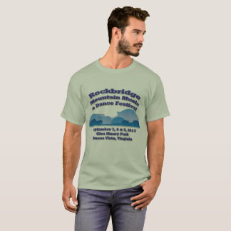 Rockbridge Mountain Music and Dance Festival 2017 T-Shirt