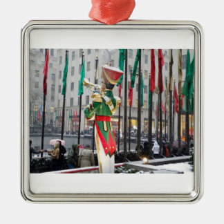 Rockefeller Center Christmas Christmas Ornament
