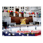Rockefeller Centre, New York City Postcards