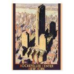 Rockefeller Centre New York Post Cards