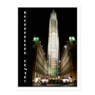 Rockefeller Centre Postcard