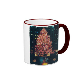 Rockefeller Holidays Mug