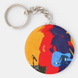 Rocker Keychains