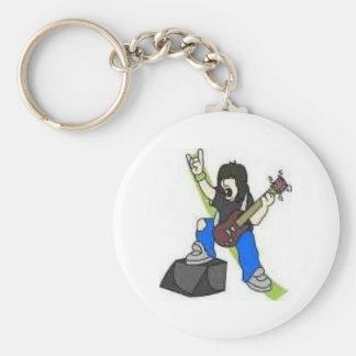 Rocker Keychain